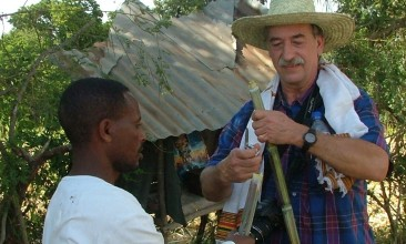 Murray in Ethiopia